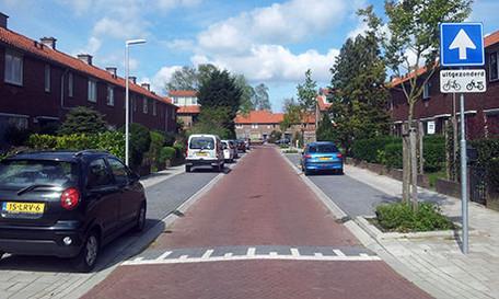 Bussumse wijk Westereng duurzamer ingericht en verlicht