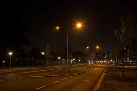 Gemeente Coevorden kiest voor bijzondere lichtkleur in haar straatbeeld