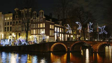 Amsterdam Light Festival weer van start