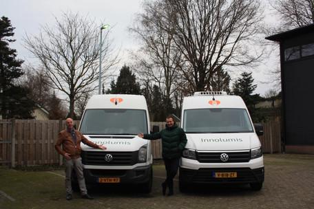Innolumis sponsort Voedselbank Amersfoort