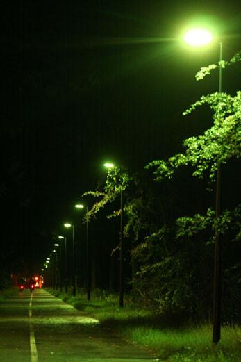 Al bijna 6 jaar groen (maan)licht langs de Gelderse provinciewegen
