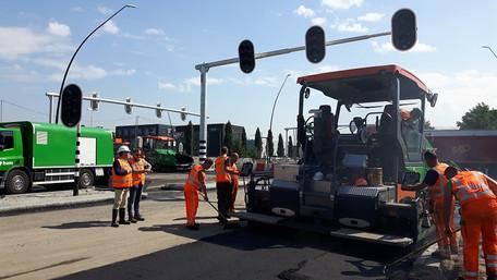 Megakruispunt Goirle-Tilburg verlicht door Innolumis Maxi Nicole