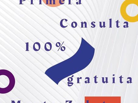 Primera Consulta 100% Gratuita Abogado Madrid