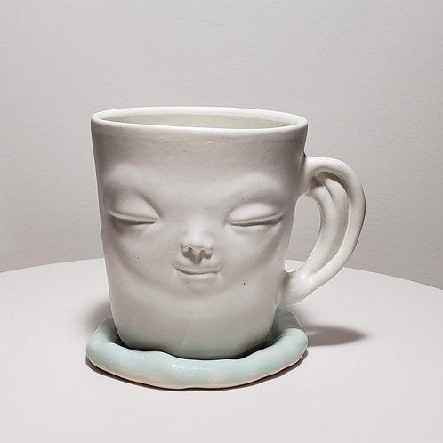 Sky blue mug-3