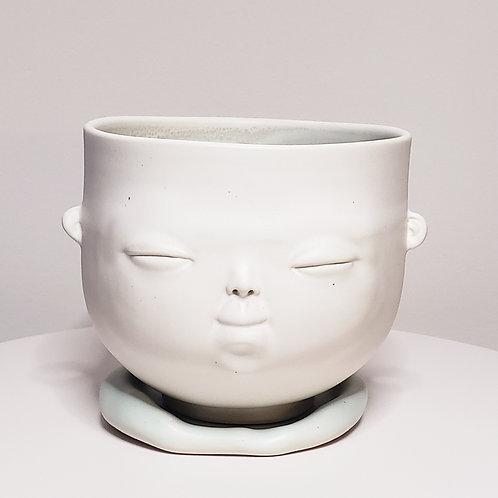 A bowl #2- sky blue