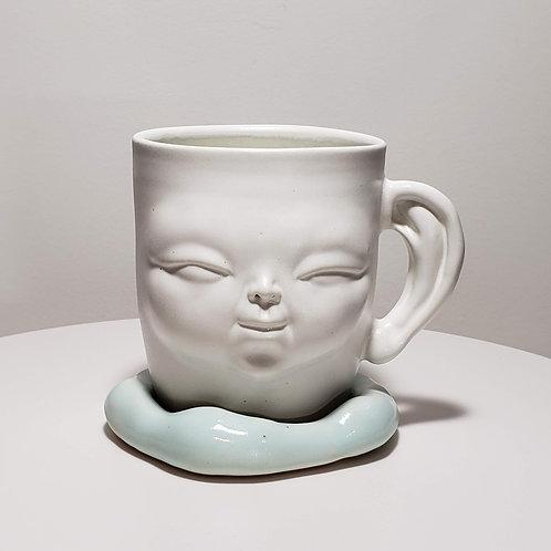 Sky blue mug-4