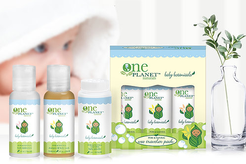 One Planet Naturals™ Wee Traveler Pack