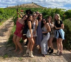 Sedona Wine tours Groups  Blasian Limosu