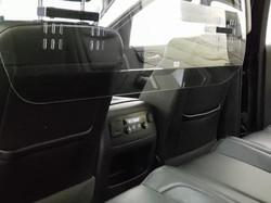 Blasian Limousine and transportation SUV