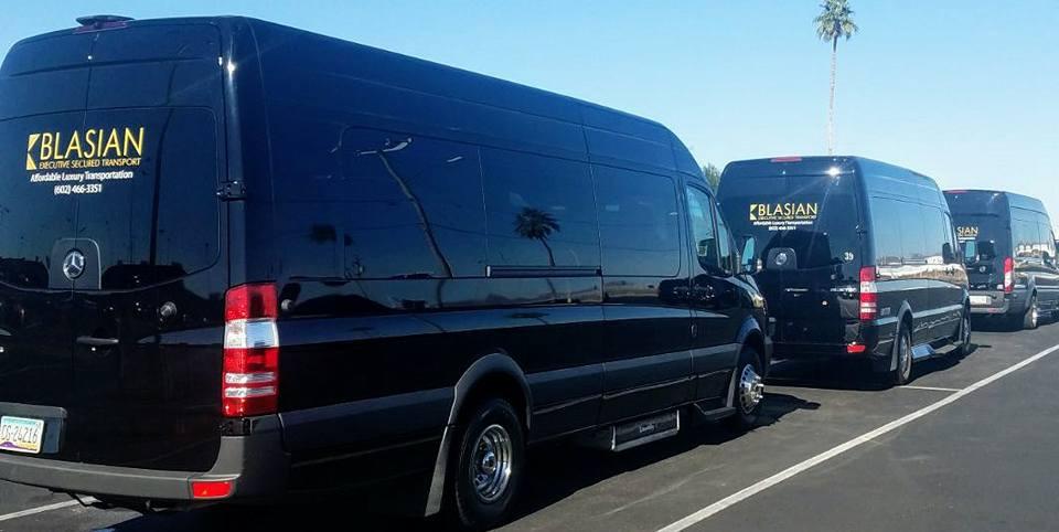 Christmas Light Tour Phoenix AZ Blasian