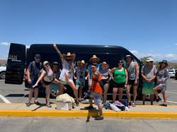 Arizona Salt River Tubing Transportation