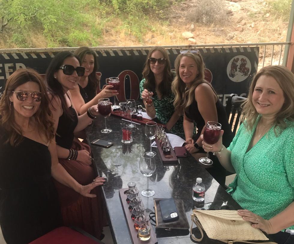 Northern Arizona Wine Tour Companies Bla