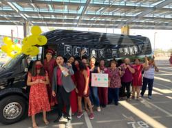 Group Transportation Blasian Limousine a