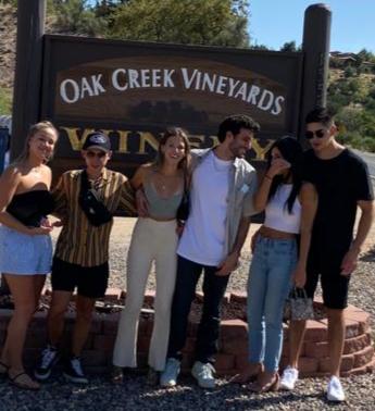 Wine Tour Sedona valley Blasian Limousin