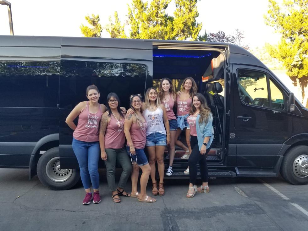 Northern Arizona Wine Tour