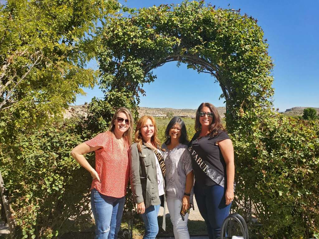 verde valley AZ  Wine Tour
