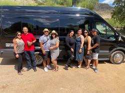 Sedona Wine Tour Blasian Limousine Trans