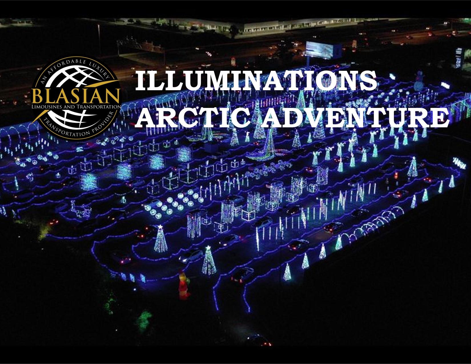 Illuminations ARCTIC ADVENTURE TEMPE