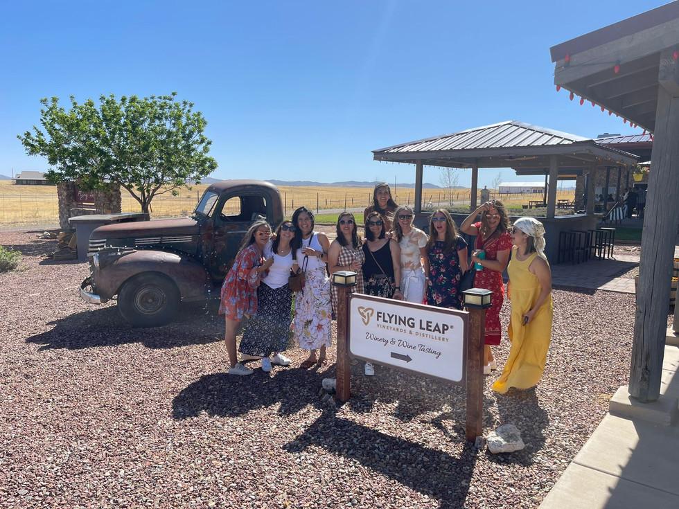 Southern Arizona Wine Tours Blasian Limo