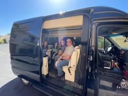 Arizona LImo Wine tour Limousine