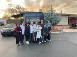 Arizona Van for Hire Blasian Limousnine.