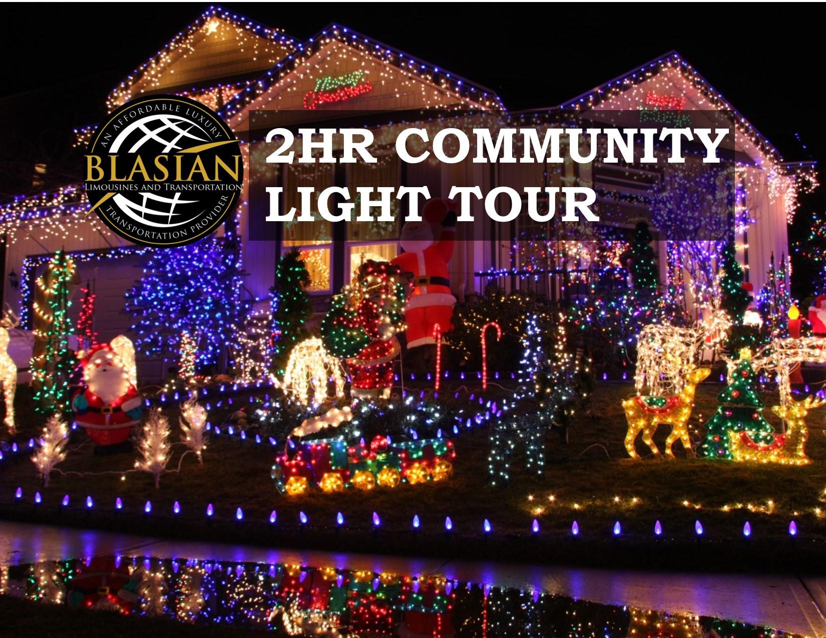 2Hr COMMUNITY LIGHT TOUR