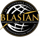 Blasian Limousine and Transportation logo white.png