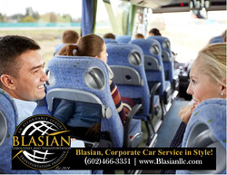 Phoenix AZ Group Transportation  Blasian
