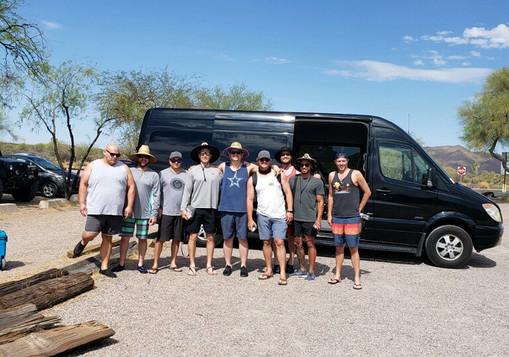 Affordable Arizona Salt River Tubing Pro