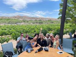 Arziona Wine tours Blasian Limousine and