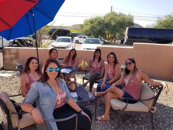 Arizona wine tour