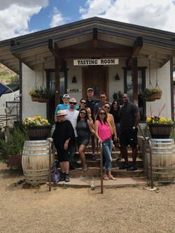 Arizona Wine Tours Blasian Limo
