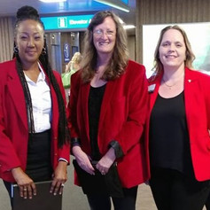 Phoenix Sky Harbor Group and Event Greeters