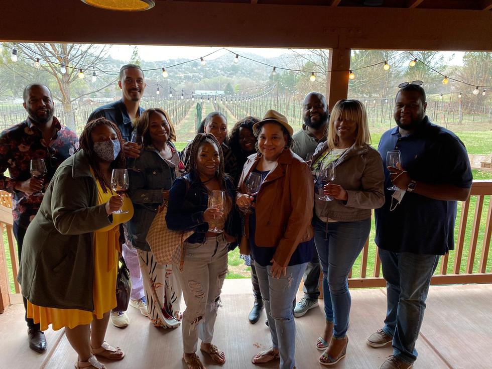 Northern Arizona Group wine Tour Blasian