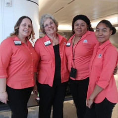 Blasian Groups and Events Airport Greeters