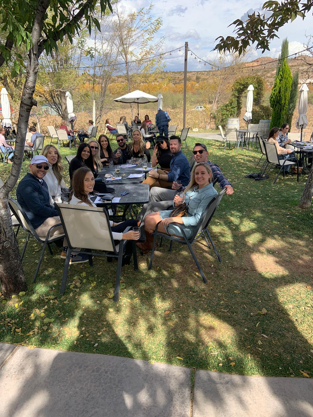 Sedona Arizona wine tours