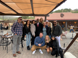 AZ winery tours Blasian