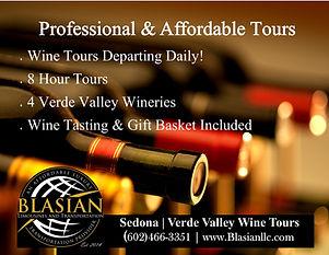 Arizona Affordable Wine Tours Blasian Li