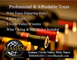 Arizona Affordable Wine Tours Blasian Li