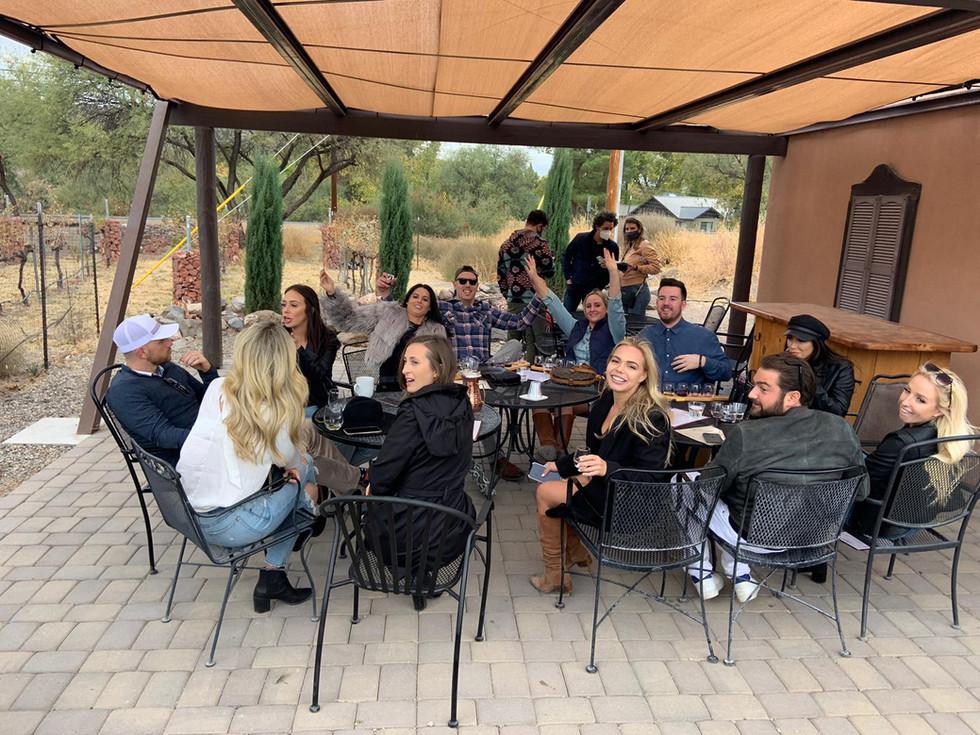 Group Wine Tours Blasian Limo AZ North.j