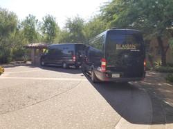Phoenix Arizona Group Transportation