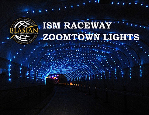 ISM Raceway Zoomtown Lights Blasian Ligh