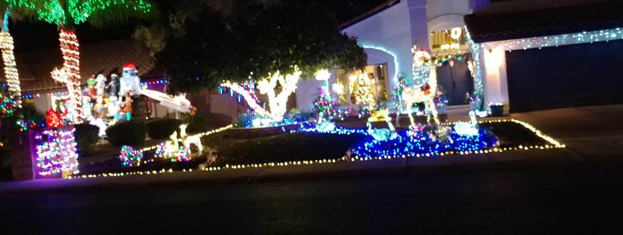AZ Christmas Light Tour Mayo Clinic Comm