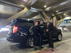 Phoenix Sky Harbor SUV Transportation Bl