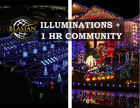 Illuminations and community of Lights Bl
