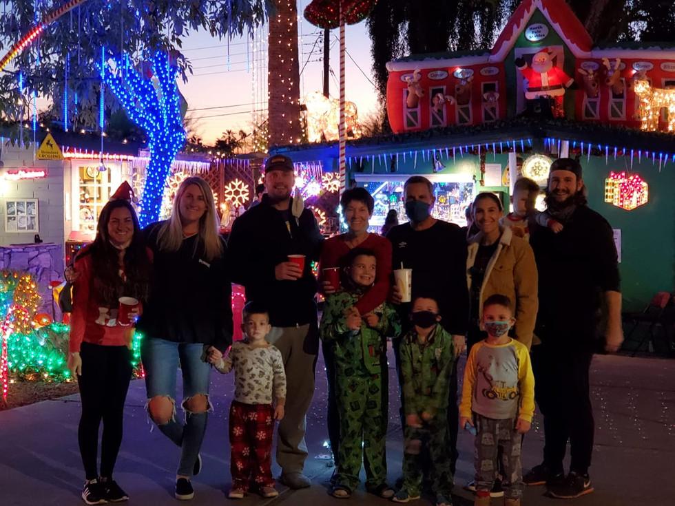 Scottsdale AZ Christmas Light Tours