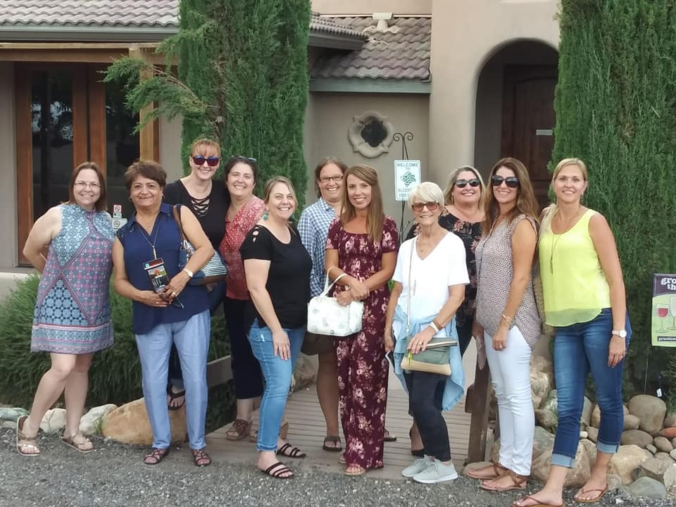 Blasian Wine Tour sedona Verde valley