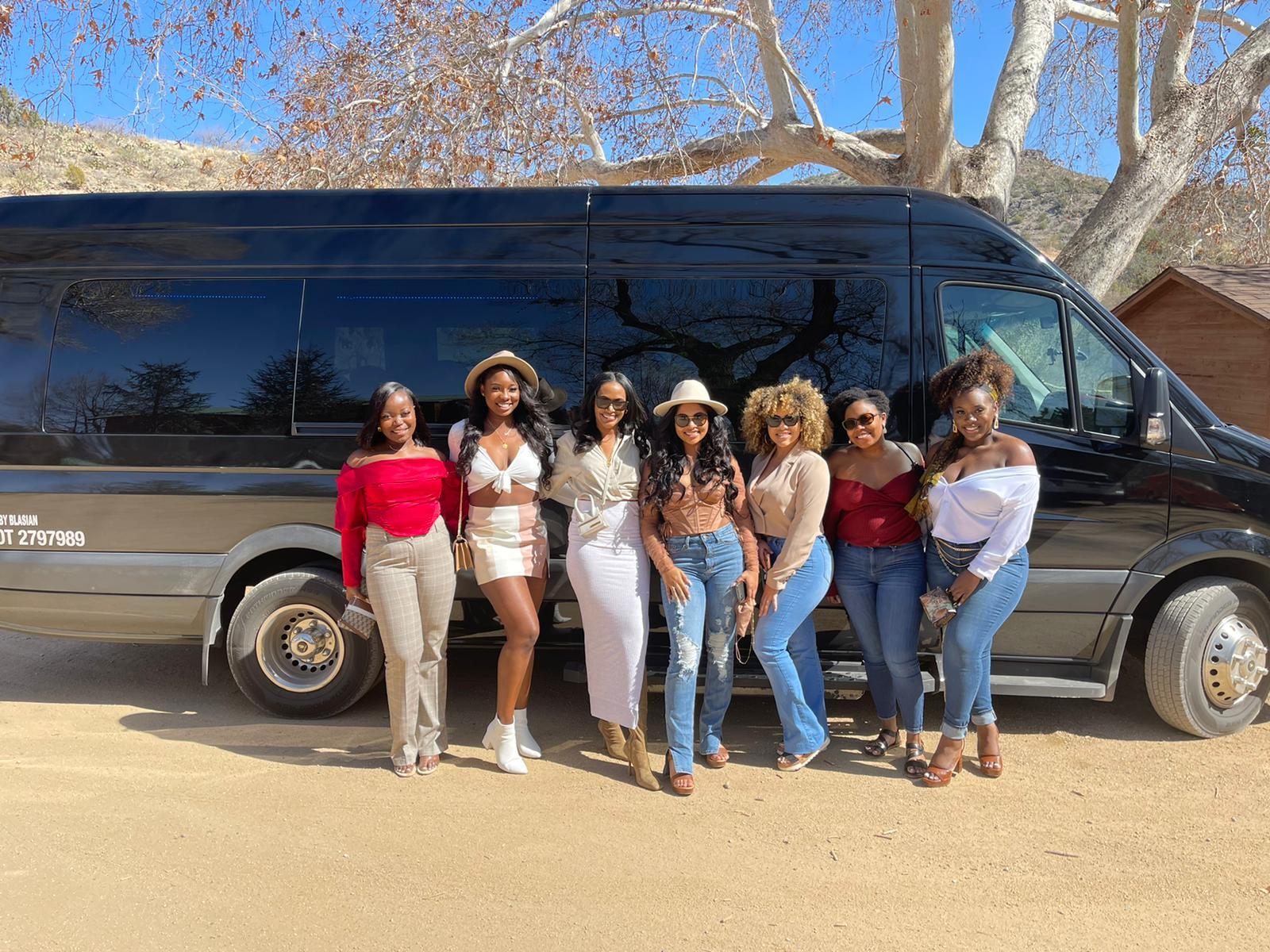 Arizona Wine Tour by Blasian Limousine a
