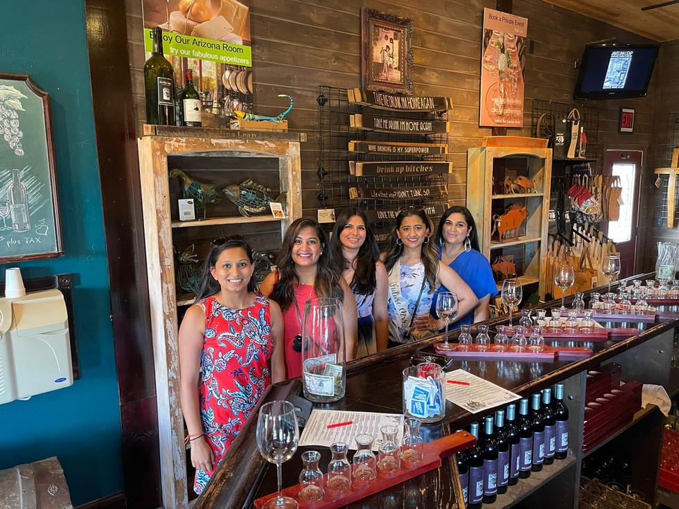 Blasian Limousine and Transportation Arizona Wine tours in Sedona.jpeg