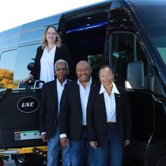 Phoenix Sky Harbor Airport ADA or Wheelchair transportation provider Blasian Limousine and Transportation